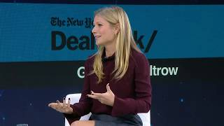 Gwyneth Paltrow on Goop and Embracing Ambition | DealBook
