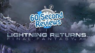 60 Second Reviews: Lightning Returns (Final Fantasy XIII)