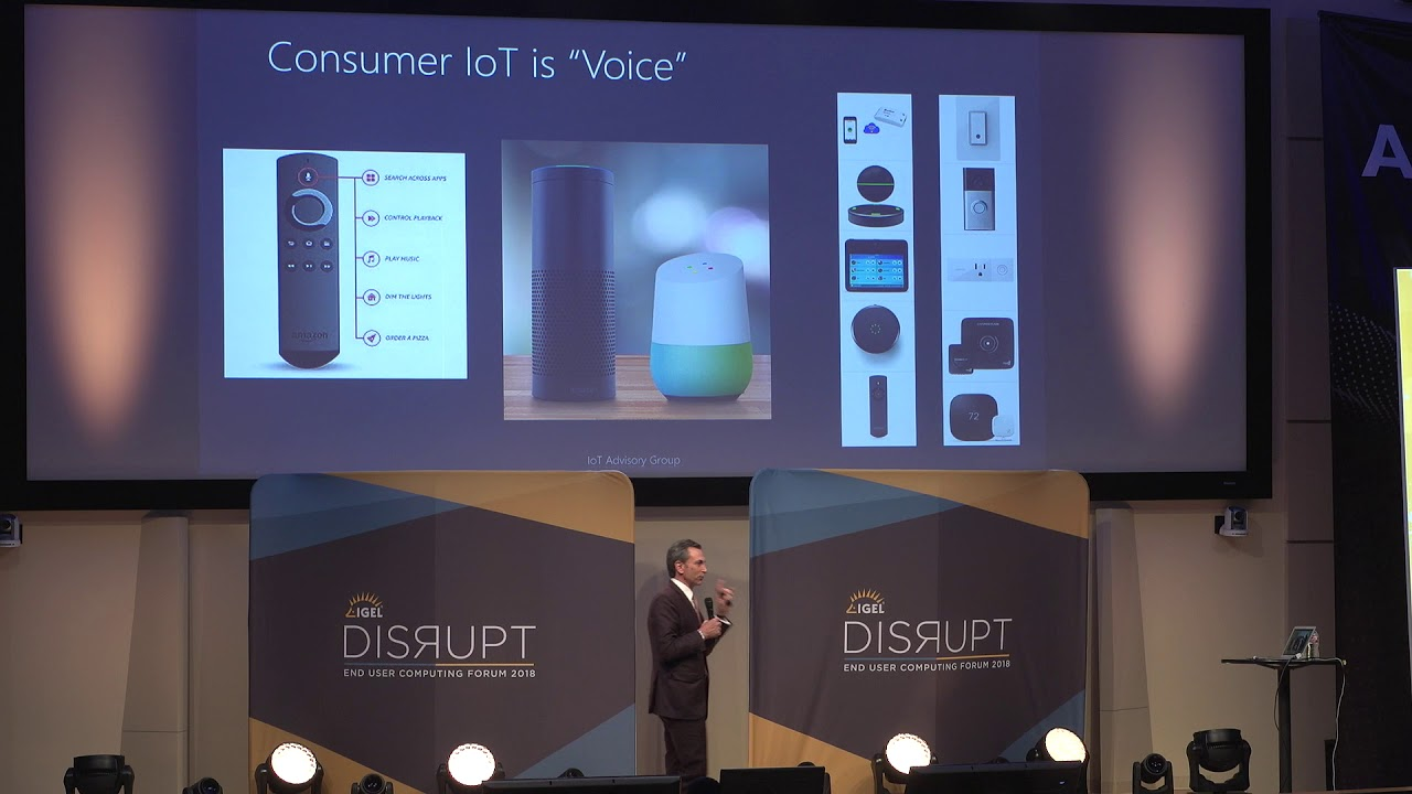 Disrupt EUC - Austin Keynote: Stephen DiFranco