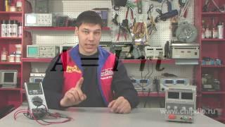 Работа и мощность электрического тока