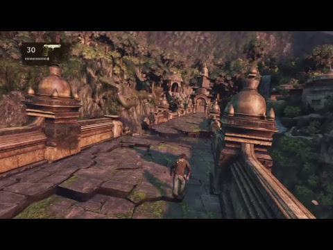 Uncharted 2: Among Thieves Remastered PS4 Chapter 26 Ending UTND Collection Gameplay 51