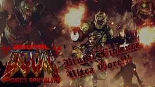 BRUTAL DOOM - Project Brutality 2.03 - Gameplay #1