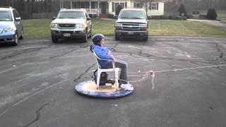 Hovercraft Fun