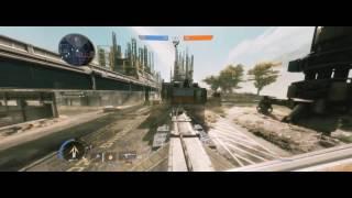 Titanfall 2- English feather w/ DTCxPredator