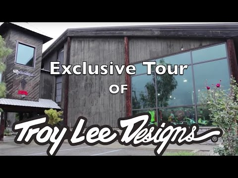 Exclusive Tour of Troy Lee Designs | Motorcycle Superstore