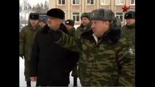 видео Интервью офицера Печорского полка К.С.Бушуева для радио