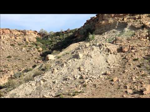Another Backyard Bigfoot- Navajo Reservation