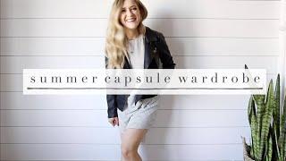 Baixar Summer Capsule Wardrobe | Carley Hutchinson