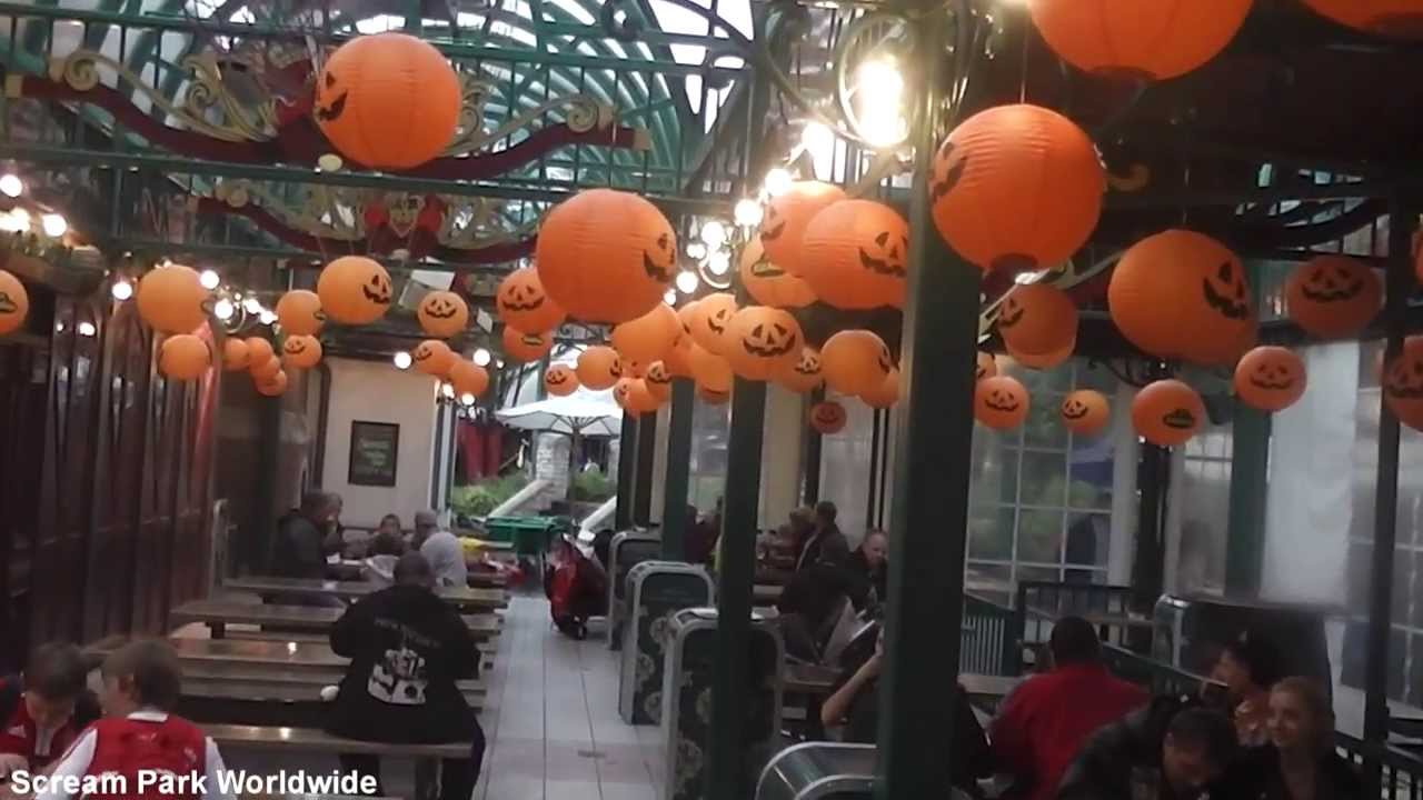 europa park halloween park wide theming 2013 hd youtube. Black Bedroom Furniture Sets. Home Design Ideas