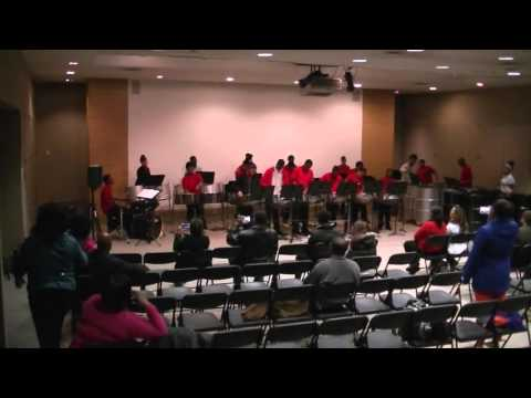 Highville Charter School Steel Band Winter Concert-12/22/15