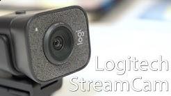 Logitech StreamCam im Test - Die ultimative Webcam für Streamer und Content Creator? - Mit 60 FPS