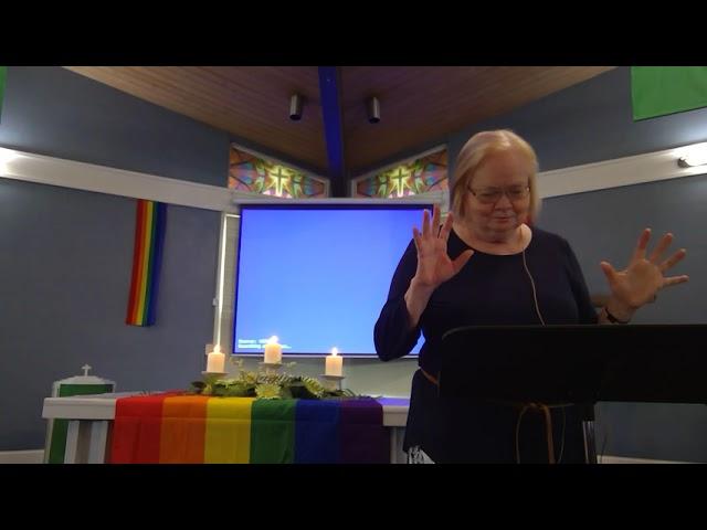 "June 13, 2021 ~ Rev. Julia Price ~ ""God's Children"""