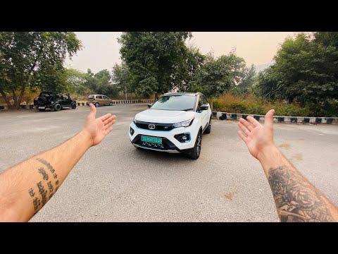 Buying Tata Nexon Electric Car 😳