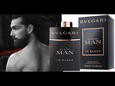 1422fb4f98b BVLGARI Man In Black - (Review en Español) - YouTube