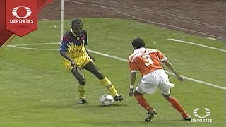 Futbol Retro: América 8-1 Correcaminos - Temporada 1994-95 | Televisa Deportes