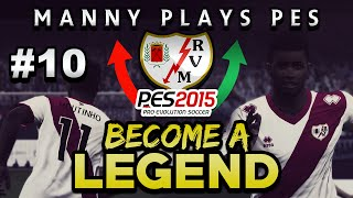 FIFAMANNY PLAYS PES!| BECOME A LEGEND EP#10| TRANSFER WINDOW OPEN! A NEW TEAM?!!