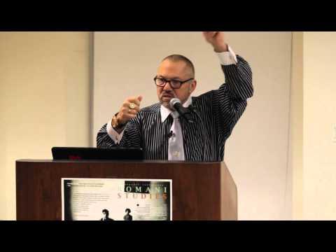 Dr. Ian Hancock: Keynote Address at Romani Studies Conference, UC Berkeley