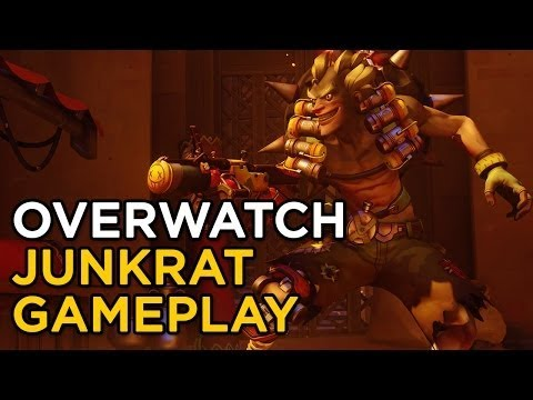 Overwatch Gameplay | Yeah i know, im terrible!!