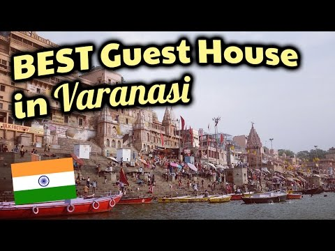 The Best Guest House In Varanasi, India // Review Of Places To Stay In Varanasi By SoloTravelBlog