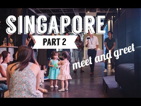 Singapore Part 2 + Meet and Greet | Andi Manzano Reyes