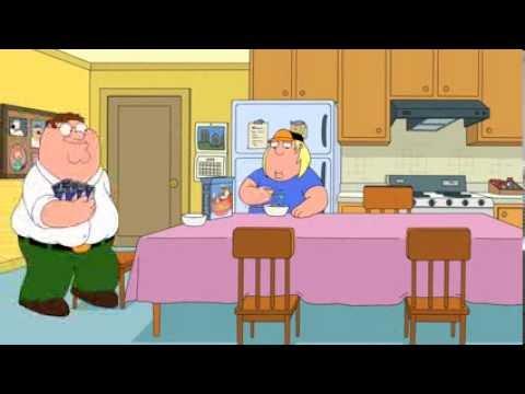 Family Guy - Red Bull german