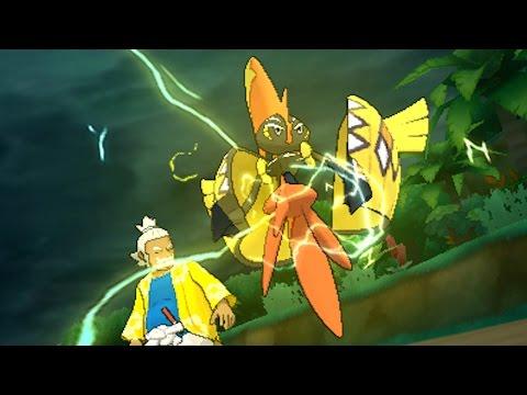 Siete nuevos Pokémon presentados en el nuevo tráiler de Pokémon Sol y Pokémon Luna