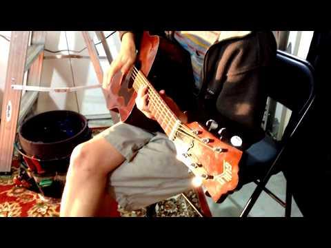 Garage Jam practice with Daniel Hanley