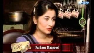 Haan Qabool Hai Epi 53 Part 1/4 Host : Farhana Masood
