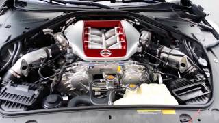 how to install gfb bovs on a nissan gt r