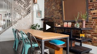 Interior Design — Small House Reno With Cool Vintage Finds