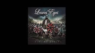 Leaves'Eyes- Trail Of Blood (Sub Inglés-Español)
