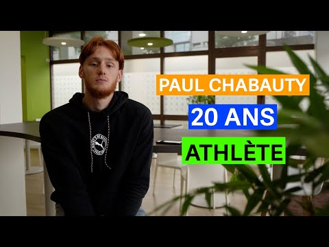 Ils font Cholet - Paul Chabauty