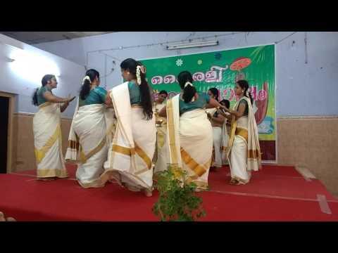 KAIRALI, BHEL RANIPET ONAM CELEBRATIONS - 2016 THIRUVATHIRA