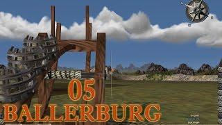 05 • BALLERBURG - Fritz' Unterstützung ▬ RETRO Let's Play [German|FullHD]