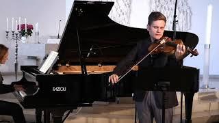 "Schubert - Sonate in A ""Arpeggione"" 2. Satz : Adagio #livestreamingconcert Ricardo Gaspar - BRATSCHE"