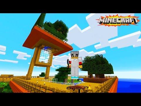 HikePlays MINECRAFT - REVENGE TREE PRANK !!! :) - Let's Play Minecraft