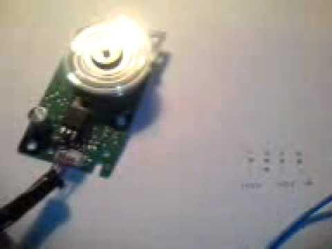 Лазерный диод в лазерном принтере
