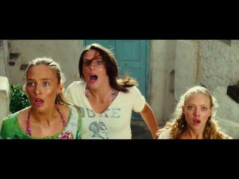 Mamma Mia! 2008 Movie Mamma Mia Donna Interpretacion (Meryl Streep) HD Clip