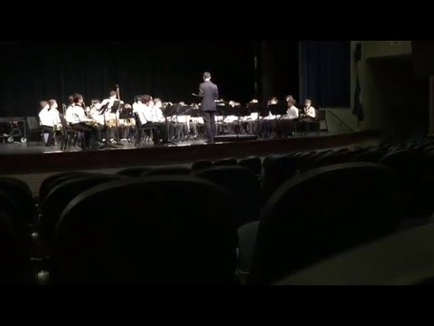 The Heights School (Potomac MD) - Middle School Symphonic Band - Musicale Competition