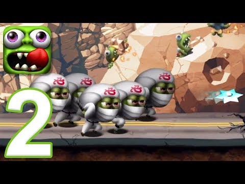 Zombie Tsunami - Gameplay Walkthrough Part 2 (iOS, Android)