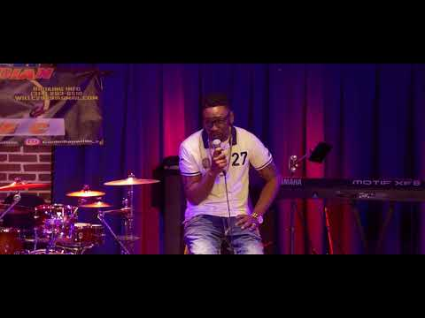 Comedian Rod Lyles Live at Blueberry Hill