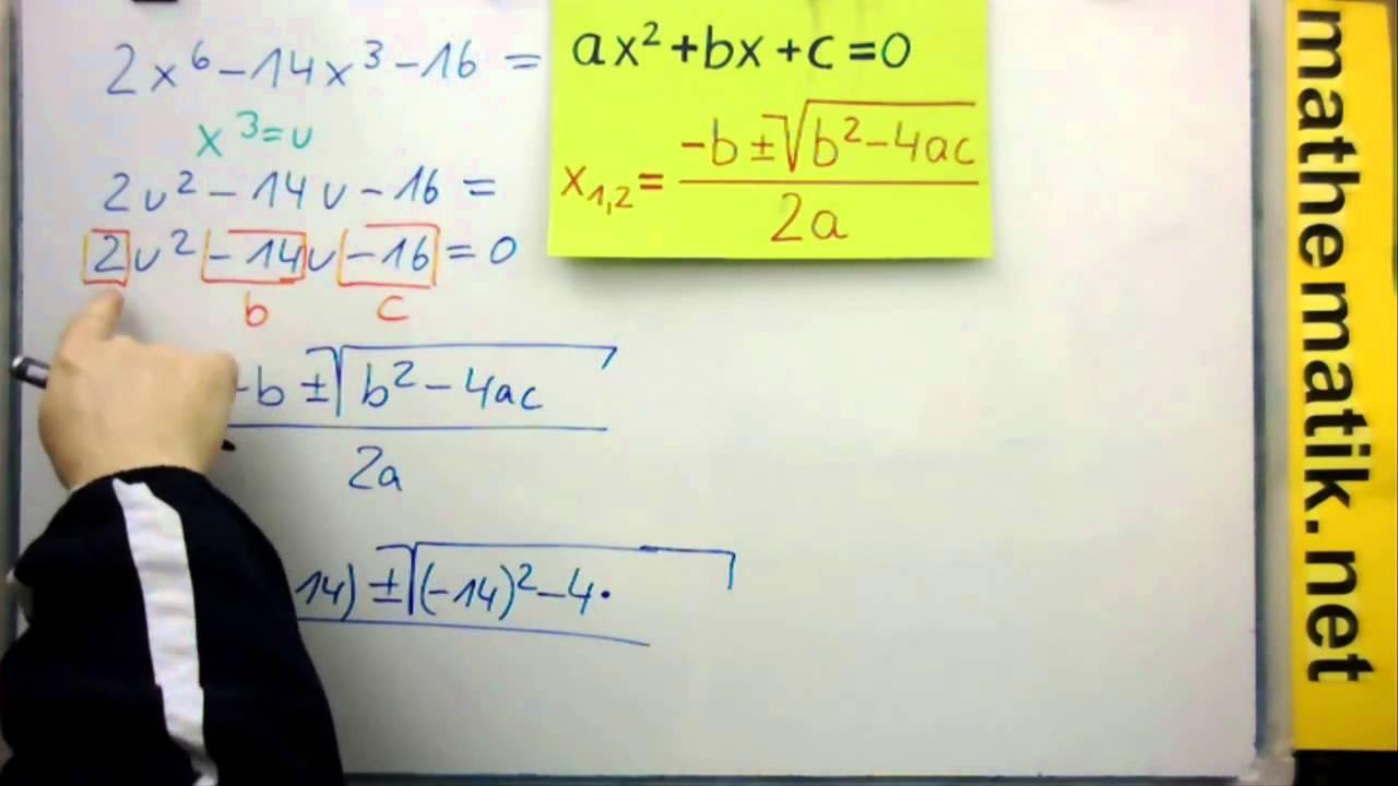 Integration Durch Substitution Mathe Brinkmann