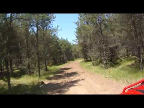 atving Adams county wi new trails part 2