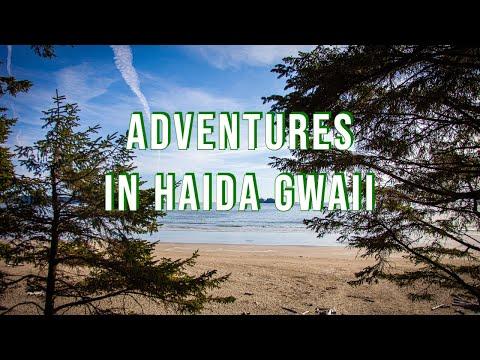 Adventures in Haida Gwaii