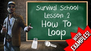 Download HOW TO LOOP | Dead By Daylight Survival School - Episode #2 Mp3 and Videos