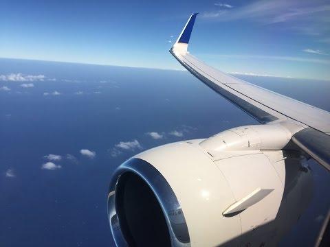 United Island Hopper! B737-800 Landing in Majuro (MAJ)