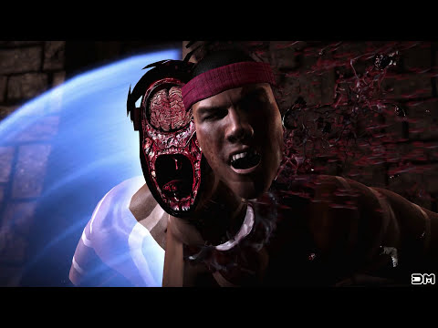 Mortal Kombat XL All Finishing Moves on Kai MK4 Costume Mod PC 4k Ultra HD 2160p