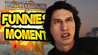 Star Wars Battlefront 2 Funny & Random Moments - Funniest Moments So Far (Season 4)