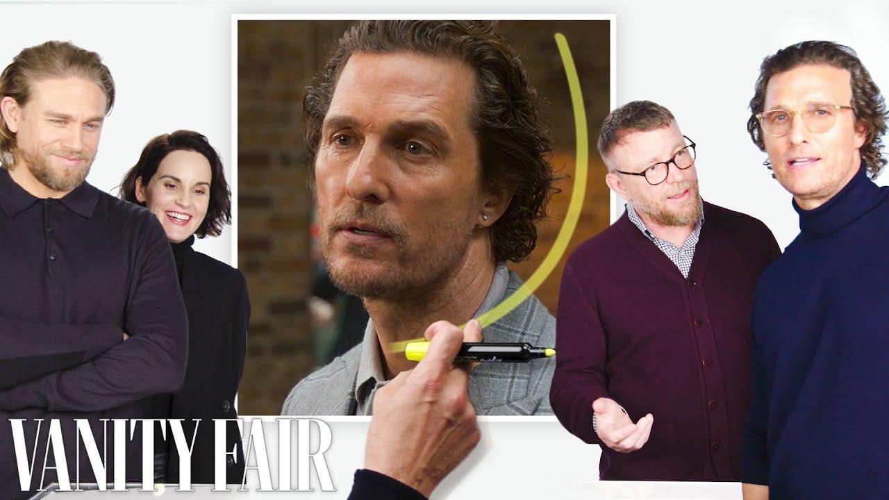 Download Matthew McConaughey, Guy Ritchie & Cast of 'The Gentlemen' Break Down a Scene   Vanity Fair