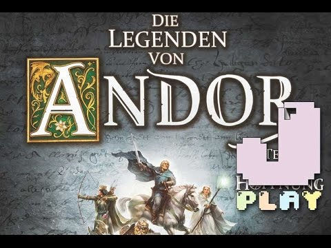 jPlay walks through Legends of Andor Part 3 - The Last Hope